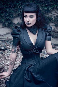 Photographer: Aesthetic Alchemy Model: Maya Samaha Clothing: Artifice Clothing