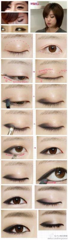T-ara Jiyeon's Unique Eye Makeup - Google Search