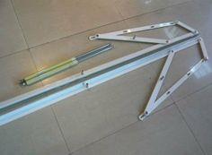 bed lift mechanism for bed frame