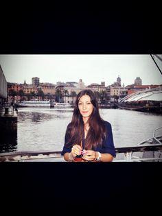 Me in Genova