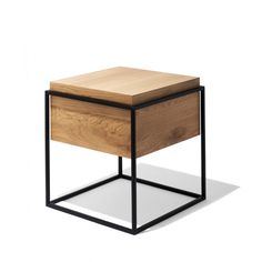 Universo Positivo Monolit Side Table Industry West | $345