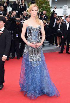 C'est Cannes! - Nicole Kidman in Armani Cannes 2014
