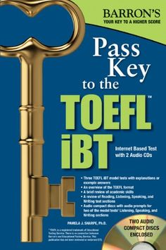 How can i pass the TOEFL exam? Is there an online service that can help me?