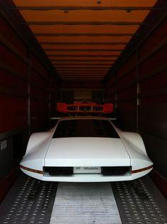"rhubarbes: "" Ferrari Modulo Pininfarina concept. More car design here. """