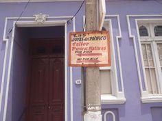 Paseo 21 de mayo, Valparaíso, Chile