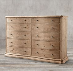 YES. ABSOLUTELY. THIS ONE!!! LOVE THIS DRESSER. KLS Serpentine Salvaged 10-drawer Large Dresser