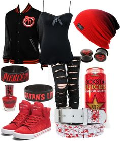 """Besitos ;)"" by batmanjayy ❤ liked on Polyvore"