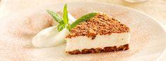 Joghurt-Käsekuchen mit Chocolate-Chip-Cookie