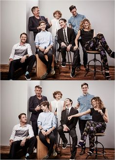 Gotham cast SDCC 2015