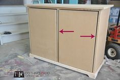 DIY Recycling Centre - A beginner build Kitchen Garbage Can Storage, Clever Kitchen Storage, Bathroom Storage Solutions, Kitchen Shelves, Recycling Storage, Recycling Center, Diy Pallet Projects, Woodworking Projects Diy, Hamper Cabinet