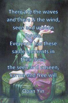 QuanYin Shamanism, Healer, Namaste, Compassion, Karma, Meditation, Spirituality, Self, Journey