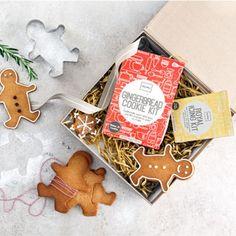 NOMU Festive Gingerbread Cookie Kit Gingerbread Cookies, Tea Time, Icing, Festive, Holiday, Christmas, Sugar, Treats, Kit