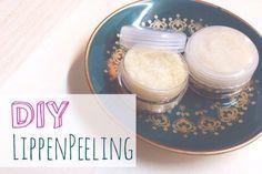DIY Lush Lippenpeeling mit Kokosöl, Zucker und Honig selber machen