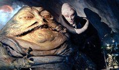 Jabba and Bib Fortuna