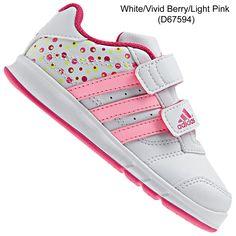 ADIDAS Niño-Zapatillas Cierre De Velcro Niñas-Sneaker Girls Zapatillas  NUEVO Zapatillas Adidas Para b503d57c48e98