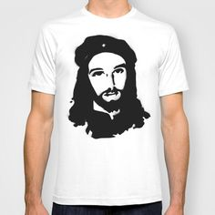 The greatest revolutionary of all time has now his iconic #Tshirt. http://t.co/ZVZKD5f6cA #jesus #revolution