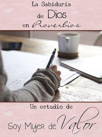 Soy Mujer de Valor: Devocional Proverbios {+Materiales para el estudio}