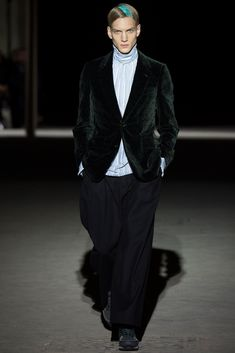 Dries Van Noten Fall 2014 Menswear Collection Photos - Vogue