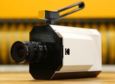 NEW! KODAK SUPER 8 CAMERA --> #Kodak decided to merge analogue with the digital world and develop the New Super 8 Camera. Learn more about this legendary camera revival on www.jebiga.com  #camera #filming #digital #analog