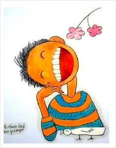 """웃는 얼굴 그림 전문가라 할 이순구 화가 ^^ 그의 그림을 보면 무조건 기분이 좋아집니다. 치유를 주는 여러 장의 웃음 그림과 웃음 명언을 담은 내용입니다. """"우리 몸에는 완벽한 약국이 있다.우리는 어떤 병도 치유할 수있는 강력한 약을 가지고 있다. 그것은 웃음이다."""" -노먼 커존스- """"웃으며 보낸 시간은 신들과 함께 지낸 시간이다"""" -일본속담- """"행복하기 때문에 웃는 것이 아니라 웃기 때문에 행복한 것이다""""-윌리엄 제임스- """"유머는 머리에서 나오는것이 아니라 마음에서부터 나온다""""ㅡ르네 뒤보ㅡ"""