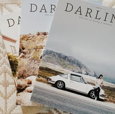 Darling Magazine exists to encourage and empower women and be a voice of love. The magazine celebrates what it means to be a woman of etiquette, character and integrity, while focusing on increasing self-worth through and living in more respect of one's soul and body.