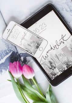 Wanderlust – A Free Wallpaper!