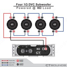 39 Best Subwoofer Wiring Diagram images in 2018 | Speakers ... Daihatsu Subwoofer Wiring Diagram on