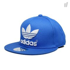 Adidas AC Flatbrim Cap - http://www.overkillshop.com/de/product_info/info/9421/