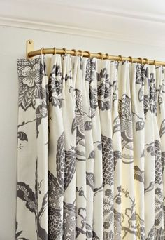 Schumacher Bali Vine Charcoal Fabric 174371 (Sold by Yard Panel) Schumacher Bali Vine Charcoal Drapery Panels, Curtains With Blinds, Burlap Curtains, Silk Drapes, Pinch Pleat Curtains, Pleated Curtains, Mini Blinds, Wood Blinds, Silk Taffeta