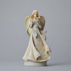 Hope Angel, Where There is Faith, There is Hope, Foundations