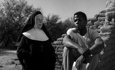 Homer and Mother Maria (Lilies of the Field, 1963)