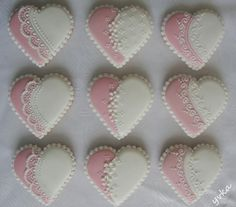 Can there be anything more special for Valentine's Day than some adorable Valentines Day cookies? From heart shaped cookies to XOXO Cookies & Valentine's Day Sugar Cookies, Fancy Cookies, Iced Cookies, Royal Icing Cookies, Valentines Day Cookies, Easter Cookies, Christmas Cookies, Summer Cookies, Birthday Cookies