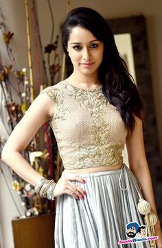 Stars Spotted 2013 -- Shraddha Kapoor durng the promotional event of 'Aashiqui 2' Picture # 219612