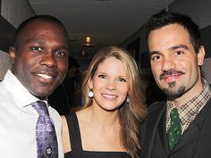 """Joshua Henry – Kelli O'Hara – Ramin Karimloo at the Tony Awards """"meet the nominees"""" presser"""