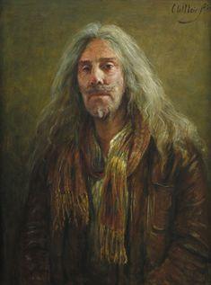 Cornelis le Mair Zelfportret