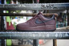 Nike Air Force 1 Low 'Madeira/ Black'