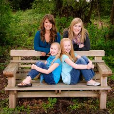 Outdoor Family Portrait Session: Olson Family - Edgewood, Washington, via Flickr.