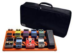 Amazon.com: Gator Premium Pedal Board with Carry Bag: 139.99$