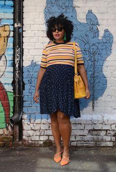 Curvy Fashion, Look Fashion, Plus Size Fashion, Girl Fashion, Fashion Outfits, Womens Fashion, Plus Size Tips, Look Plus Size, Plus Size Women