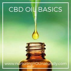 CBD oil basics everyone should know!