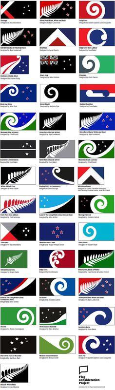 Southern Cross flag designs in lead - Politics - NZ Herald News