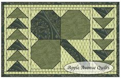 shamrock mug rugs - Google Search