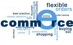 E-commerce converts your physically absence into online presence or to enhance an existing market position, by providing an efficient and cheaper more integrated chain for your products.