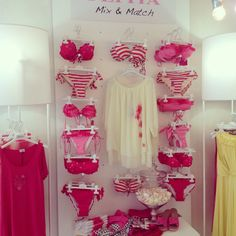 Mix & match for your perfect bikini  http://shop.pepitastyle.com #summer 2014 #pink #love #pepitastyle #fortedeimarmi #musthave