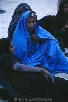 Africa   Tuareg women.  Mali   © Dan Heller