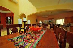 Casa Vista: 4-bedroom home with a huge garden and ocean views in Playacar Phase 1, Playa del Carmen $829,000 USD