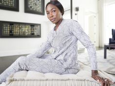 Venus Williams Launching Ath-leisure Collection Epitome