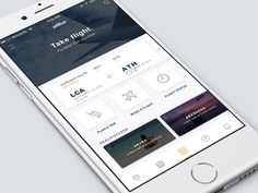 Airways IOS App by Murugesh Palani