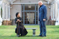 Wilson Fisk and Madame Gao on <i>Daredevil</i>.