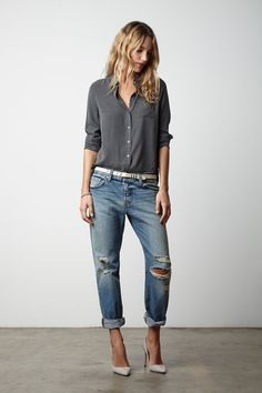 Levi's 501, um par de jeans, três formas de vestir